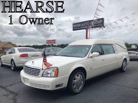2004 Cadillac Deville Professional for sale in Feasterville, PA