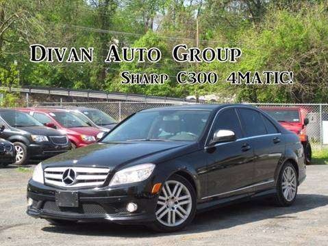2009 Mercedes-Benz C-Class for sale in Feasterville, PA