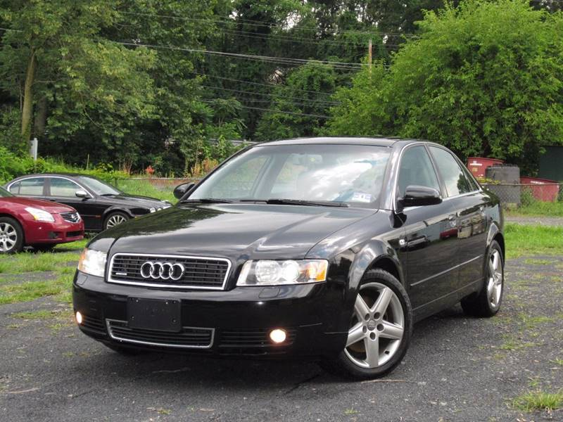 2004 audi a4 awd 3 0 quattro 4dr sedan in feasterville pa. Black Bedroom Furniture Sets. Home Design Ideas
