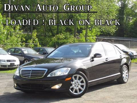 2007 Mercedes-Benz S-Class for sale in Feasterville, PA