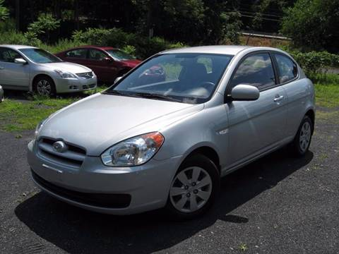 2011 Hyundai Accent for sale at Divan Auto Group in Feasterville PA