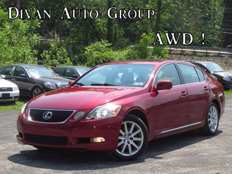 2006 Lexus GS 300 for sale at Divan Auto Group in Feasterville PA