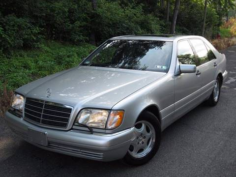 1997 Mercedes-Benz S-Class for sale at Divan Auto Group in Feasterville PA