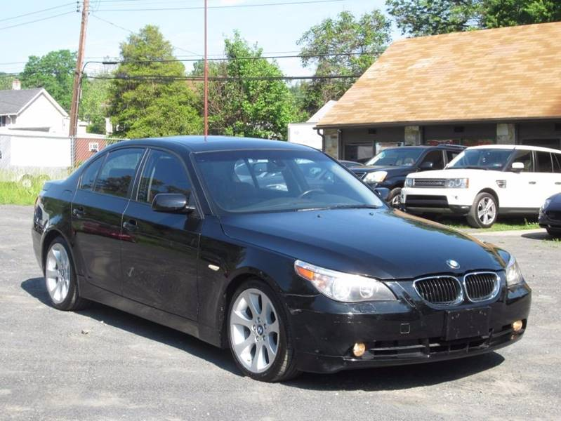 2007 bmw 5 series 530i 4dr sedan in feasterville pa - divan auto group