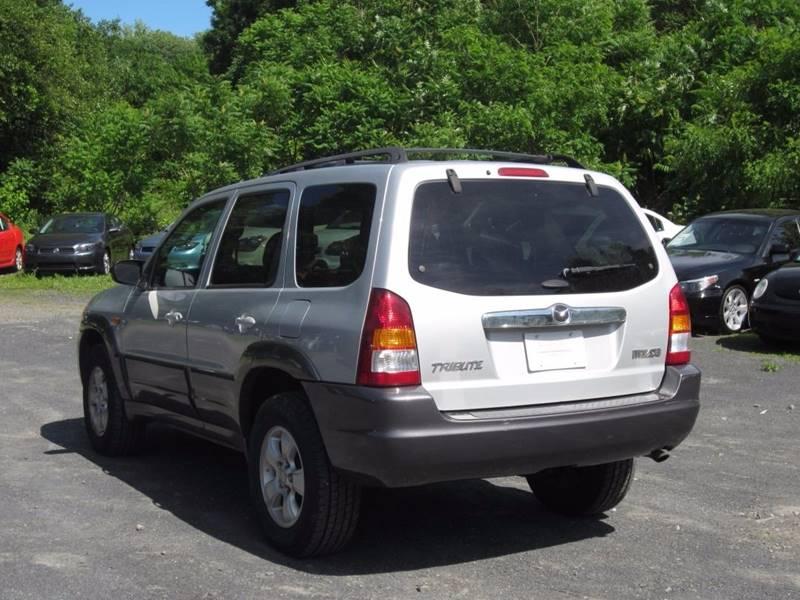 2004 Mazda Tribute LX-V6 4WD 4dr SUV In Feasterville PA - Divan Auto