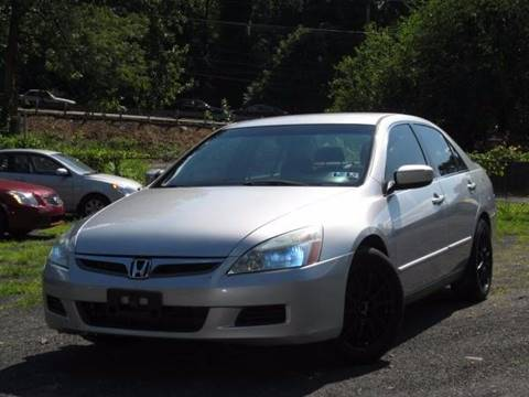 2007 Honda Accord for sale at Divan Auto Group in Feasterville PA