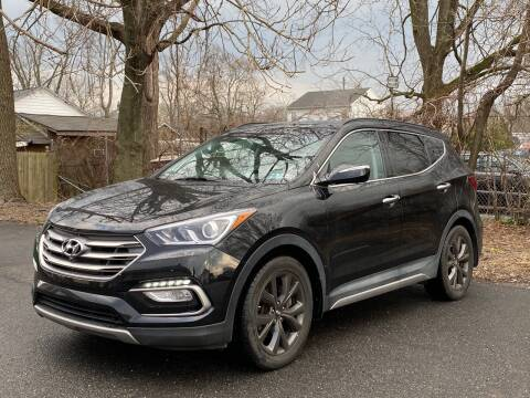 2017 Hyundai Santa Fe Sport for sale at Divan Auto Group in Feasterville PA