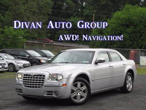 2006 Chrysler 300 for sale at Divan Auto Group in Feasterville PA