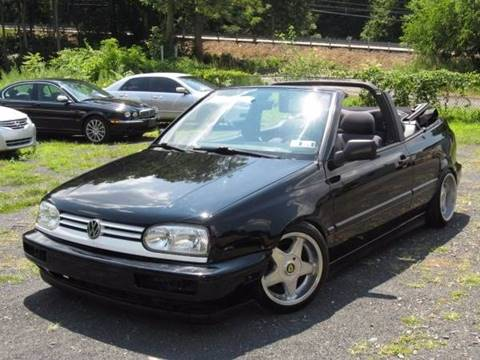 1999 Volkswagen Cabrio for sale at Divan Auto Group in Feasterville PA