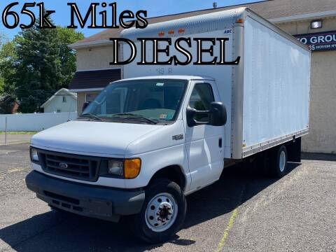2004 Ford E-Series Chassis for sale at Divan Auto Group in Feasterville PA