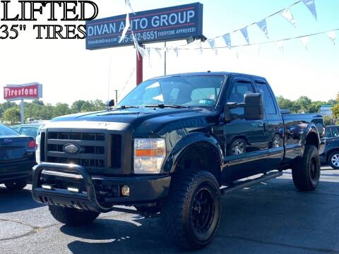 2008 Ford F-250 Super Duty for sale at Divan Auto Group in Feasterville PA