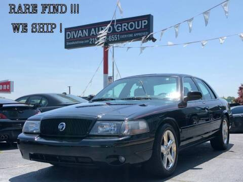2003 Mercury Marauder for sale at Divan Auto Group in Feasterville PA