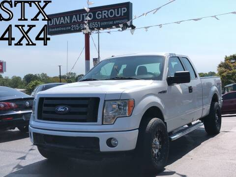 2010 Ford F-150 for sale at Divan Auto Group in Feasterville PA