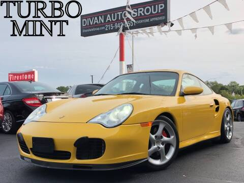 2003 Porsche 911 for sale at Divan Auto Group in Feasterville PA