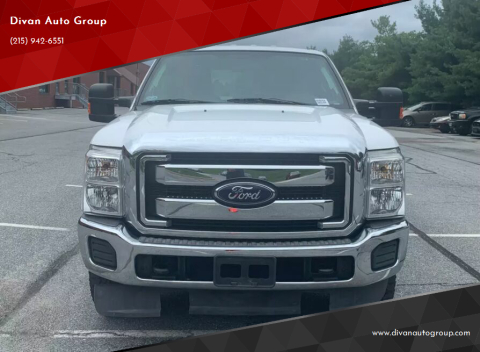 2012 Ford F-250 Super Duty for sale at Divan Auto Group in Feasterville PA