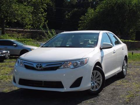 2014 Toyota Camry for sale at Divan Auto Group in Feasterville Trevose PA