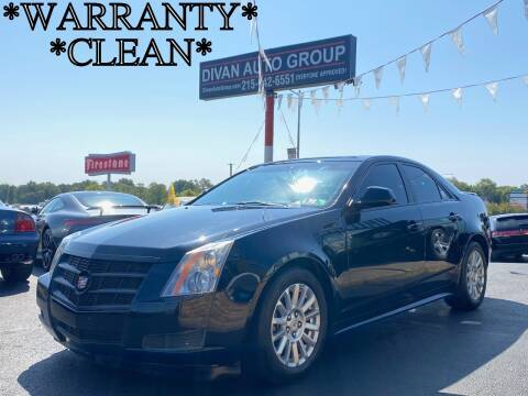 2011 Cadillac CTS for sale at Divan Auto Group in Feasterville PA