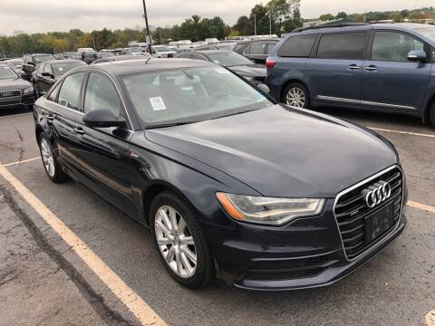 2012 Audi A6 for sale at Divan Auto Group in Feasterville PA
