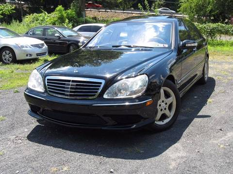2006 Mercedes-Benz S-Class for sale at Divan Auto Group in Feasterville PA