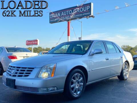 2010 Cadillac DTS for sale at Divan Auto Group in Feasterville PA