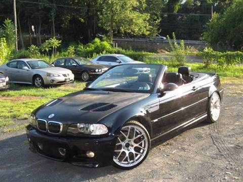 2001 BMW M3 for sale at Divan Auto Group in Feasterville PA