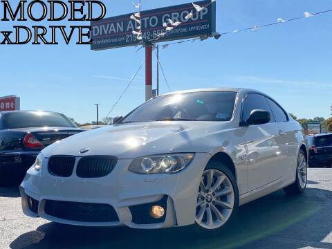 2011 BMW 3 Series for sale at Divan Auto Group in Feasterville PA