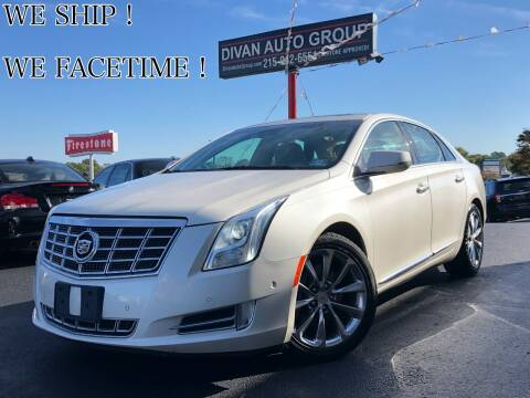 2014 Cadillac XTS for sale at Divan Auto Group in Feasterville PA