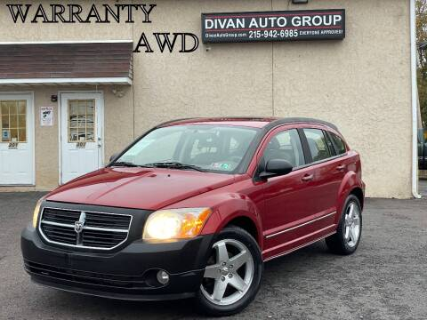2007 Dodge Caliber for sale at Divan Auto Group in Feasterville PA