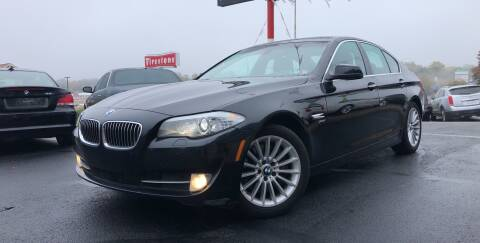 2011 BMW 5 Series for sale at Divan Auto Group in Feasterville PA