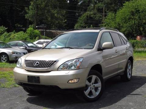 2004 Lexus RX 330 for sale at Divan Auto Group in Feasterville PA