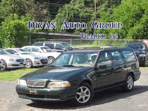 1999 Volvo V70 for sale at Divan Auto Group in Feasterville PA