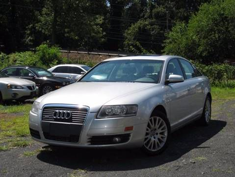 2006 Audi A6 for sale at Divan Auto Group in Feasterville PA