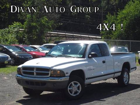 1998 Dodge Dakota for sale at Divan Auto Group in Feasterville PA