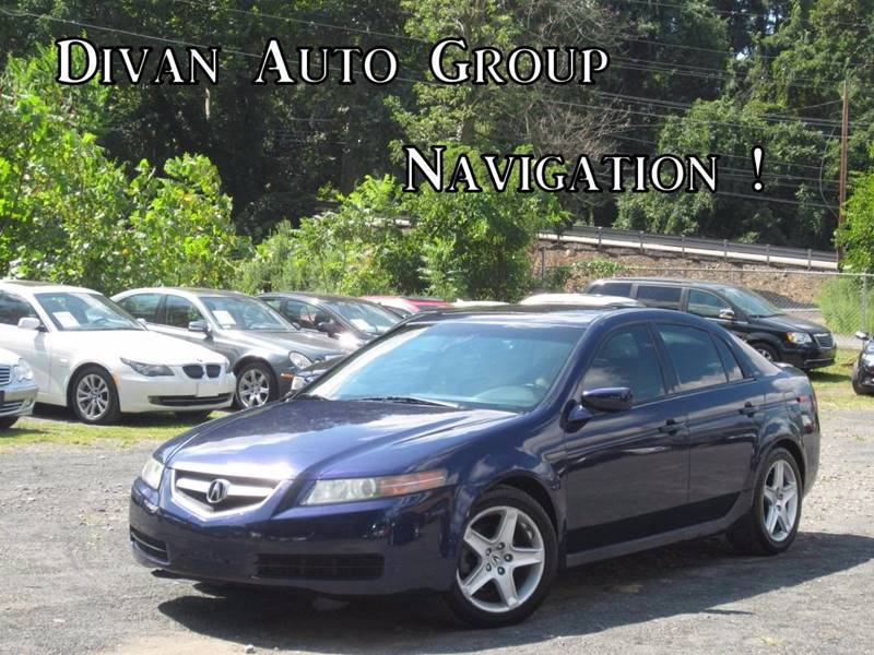 2006 Acura TL for sale at Divan Auto Group in Feasterville PA