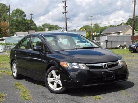 2006 Honda Civic for sale at Divan Auto Group in Feasterville PA