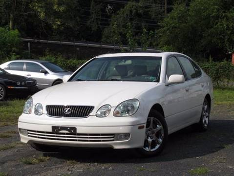 2002 Lexus GS 300 for sale at Divan Auto Group in Feasterville PA
