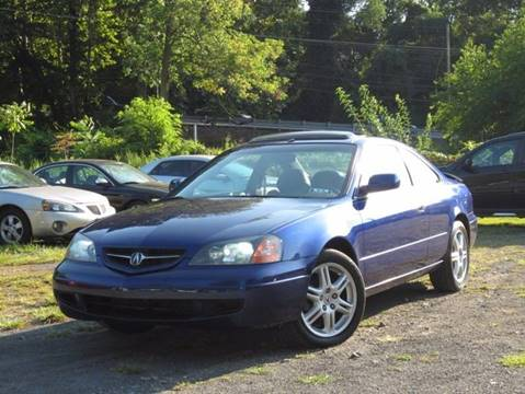 2003 Acura CL for sale at Divan Auto Group in Feasterville PA