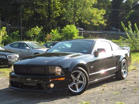 2007 Ford Mustang for sale at Divan Auto Group in Feasterville PA