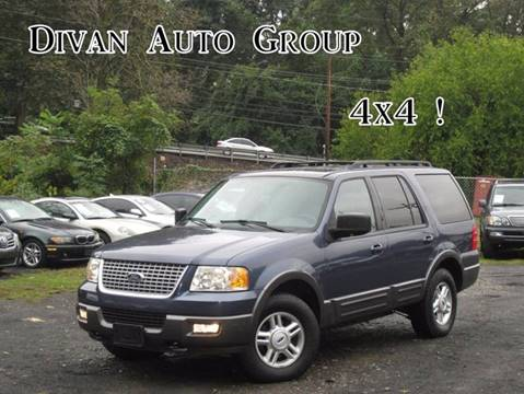 2006 Ford Expedition for sale at Divan Auto Group in Feasterville PA