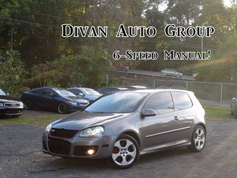 2008 Volkswagen GTI for sale at Divan Auto Group in Feasterville PA