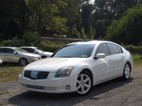 2005 Nissan Maxima for sale at Divan Auto Group in Feasterville PA