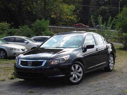 2008 Honda Accord for sale at Divan Auto Group in Feasterville PA
