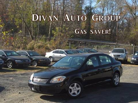 2008 Chevrolet Cobalt for sale at Divan Auto Group in Feasterville PA