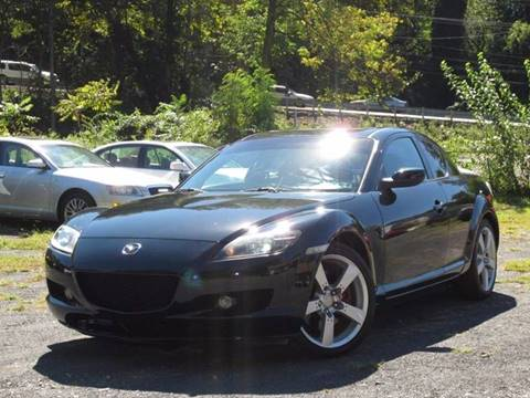 2004 Mazda RX-8 for sale at Divan Auto Group in Feasterville PA
