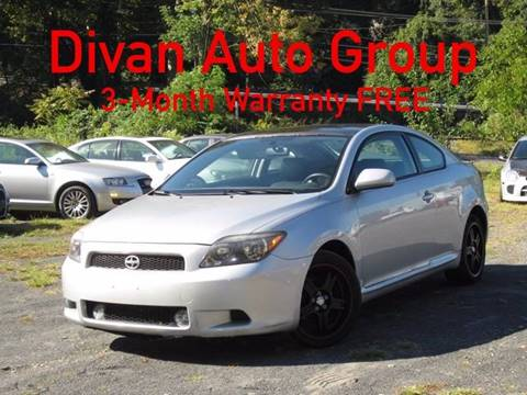 2005 Scion tC for sale at Divan Auto Group in Feasterville PA
