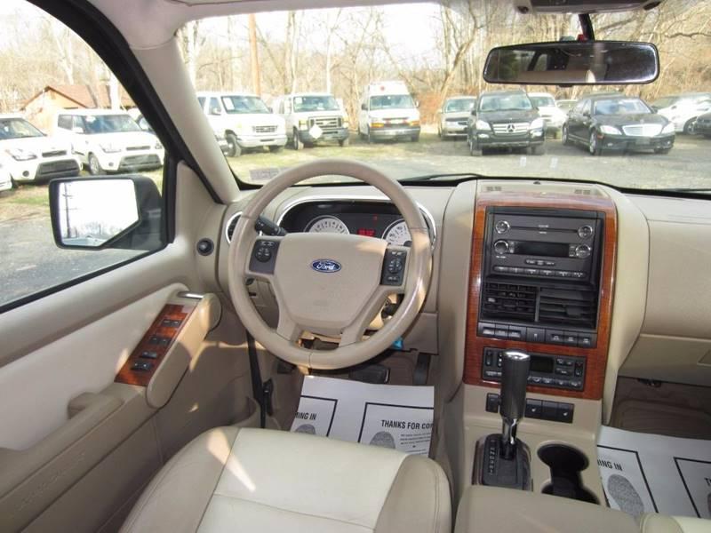 2008 Ford Explorer Eddie Bauer >> 2008 Ford Explorer 4x4 Eddie Bauer 4dr Suv V6 In