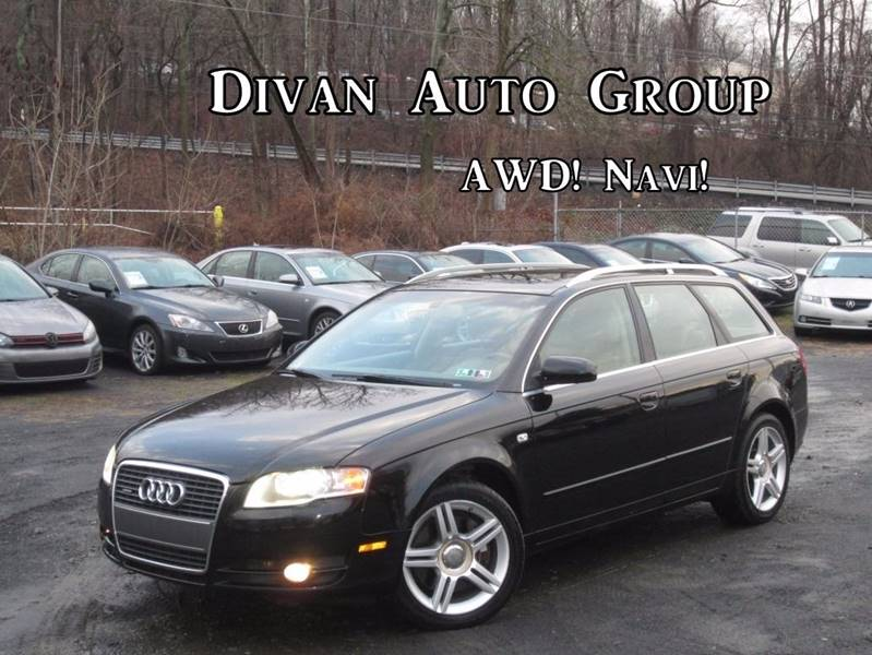2006 Audi A4 for sale at Divan Auto Group in Feasterville Trevose PA
