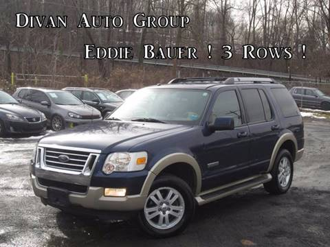 2007 Ford Explorer for sale at Divan Auto Group in Feasterville PA