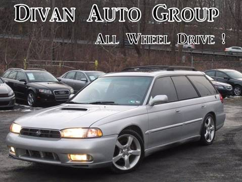 1999 Subaru Legacy for sale at Divan Auto Group in Feasterville PA