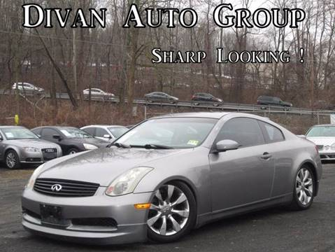 2004 Infiniti G35 for sale in Feasterville, PA